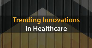 Trending-innovations in Healthcare