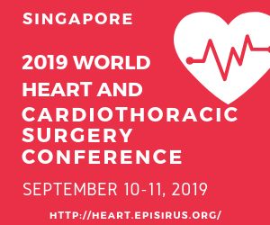 2019 WORLD HEART AND CARDIOTHORACIC SURGERY CONFERENCE