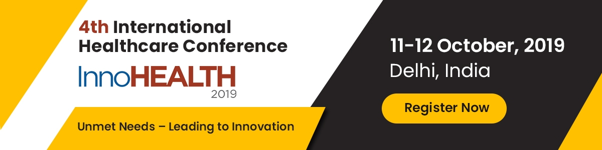 Innohealth 2019 Unmet needs leading to innovation 1