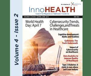InnoHEALTH Magazine volume 4 issue 2