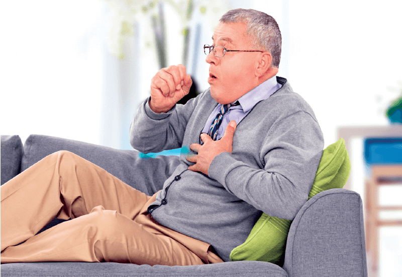 Non-Pharmacological Management of Chronic Obstruction Pulmonary Disease (COPD)