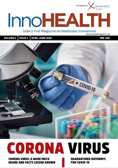 InnoHEALTH magazine volume 5 issue 2 cover