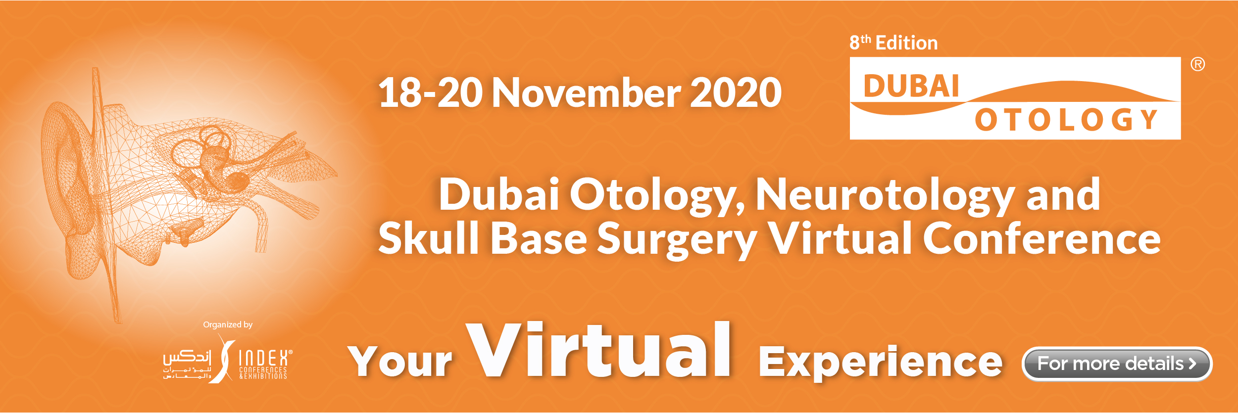 Otology Virtual Conference Web Banner