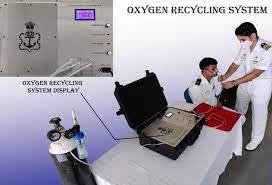 Oxygen on wheels' and an 'oxygen recycling system' – Indian navy's innovation