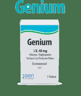 genium product