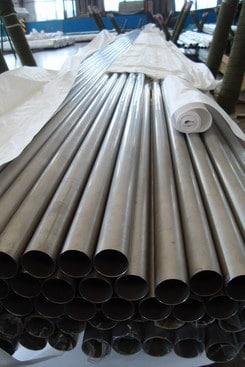 titaan buizen zijn breed inzetbaar vanwege uitstekende corrosiebestendigheid