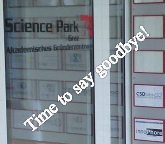 Goodbye Science Park