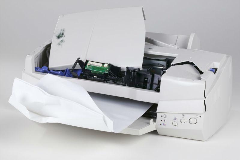 Masalah Umum Pada Printer Yang Sering Terjadi