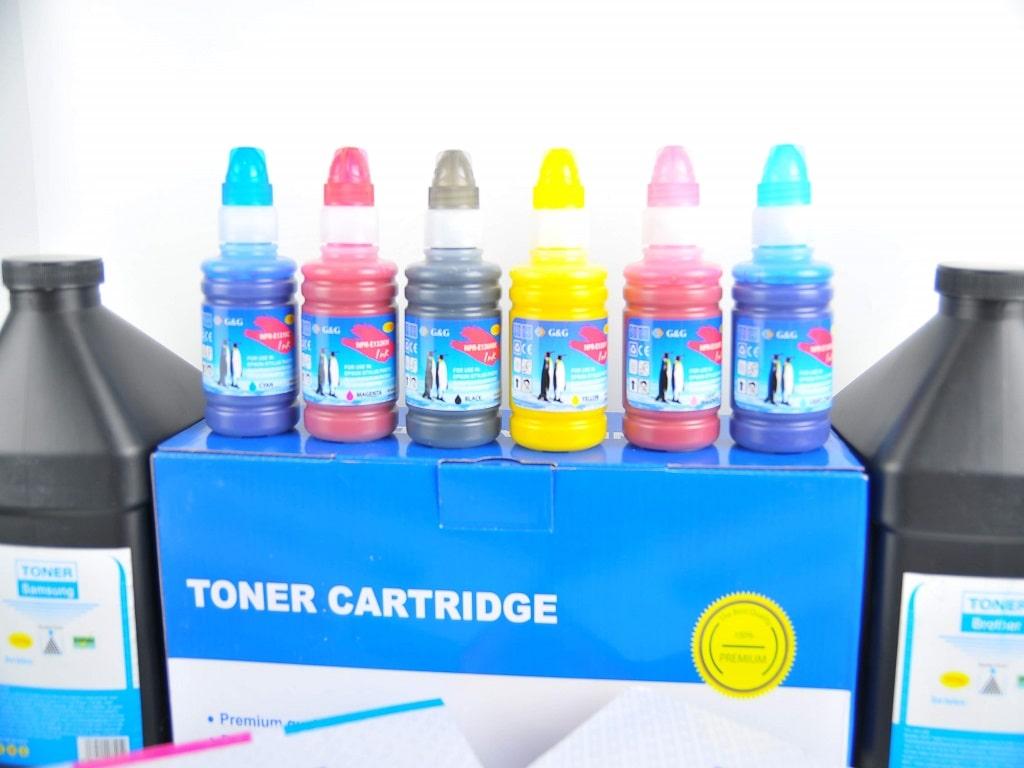5 Jenis Tinta Printer Yang Populer Digunakan Di Percetakan