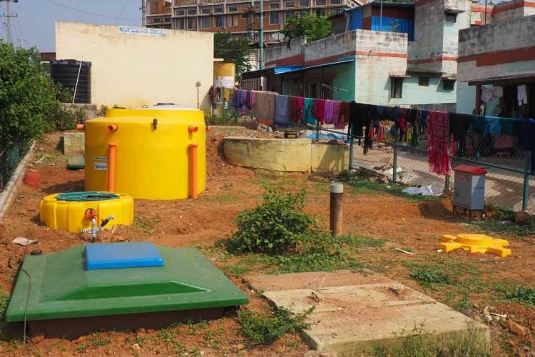INNOQUA demo site in India nearly complete