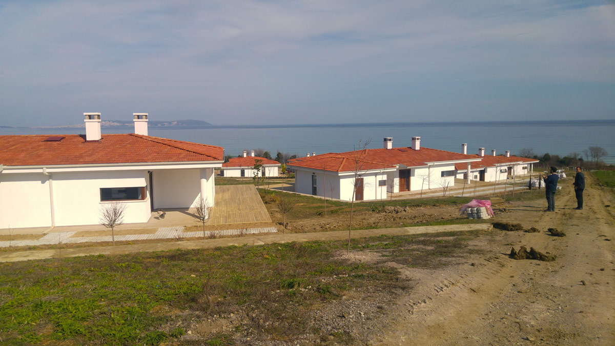Residential housing complex in Sinop