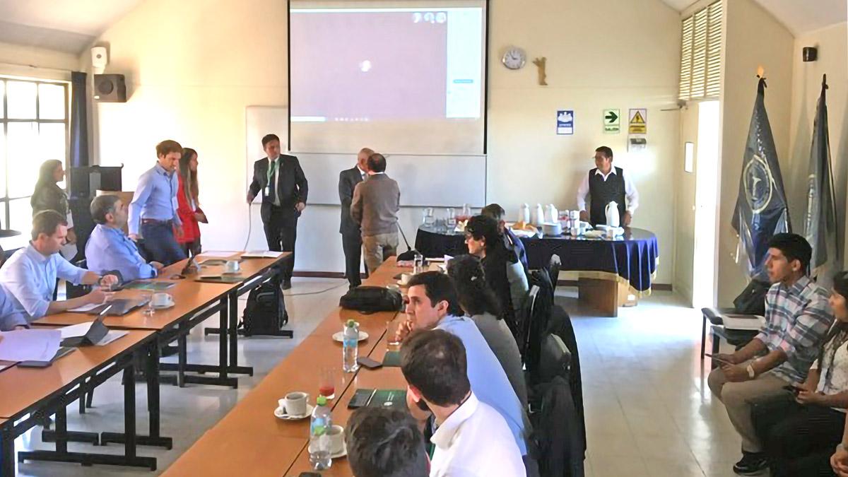 The eighth INNOQUA project meeting
