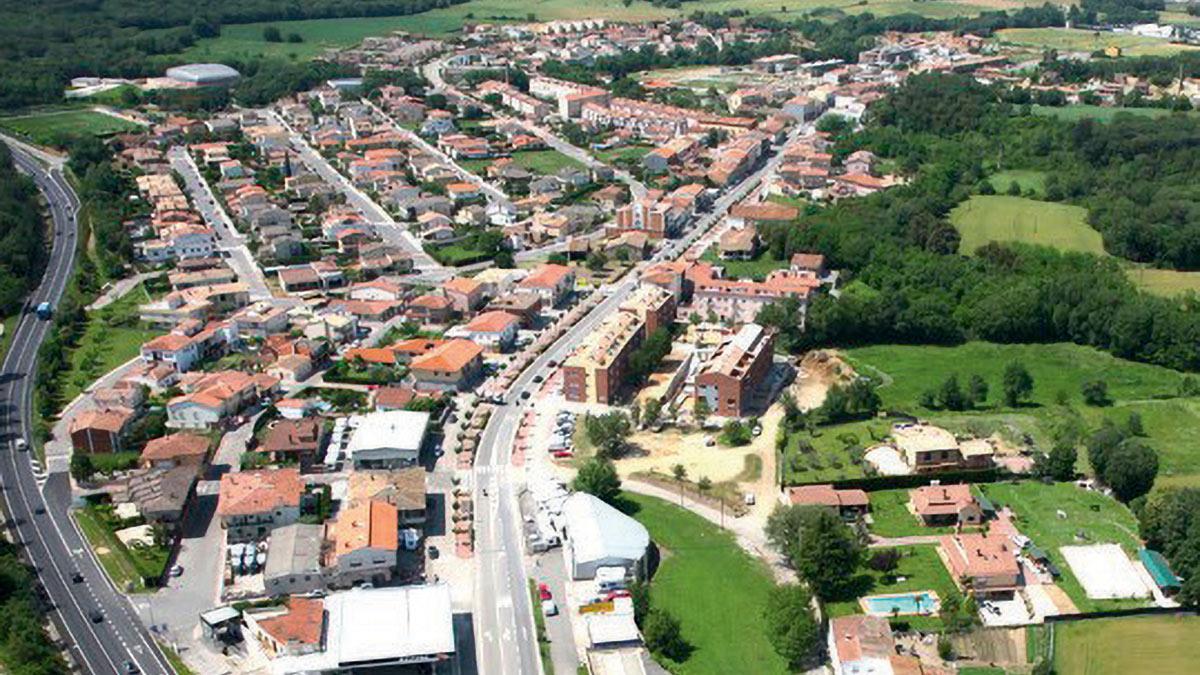 The village of Quart