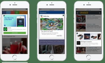 Facebook Audience Network заработал в мобильном вебе