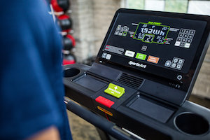 treadmill carbon footprint