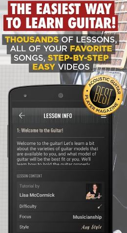 5 Best Android Apps to Learn Guitar for Beginners   Innov8tiv