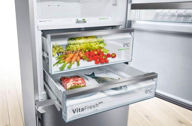 Daha iyi buzdolabı sıcaklığı