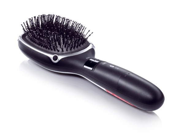 Bosch'tan iyonik fırça, böylece saçlar kabarmaz