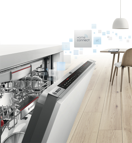 Home Connect bulaşık makinesini ayarlamak için ne yapılmalı