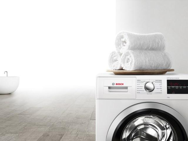Bosch çamaşır kurutma makinesi