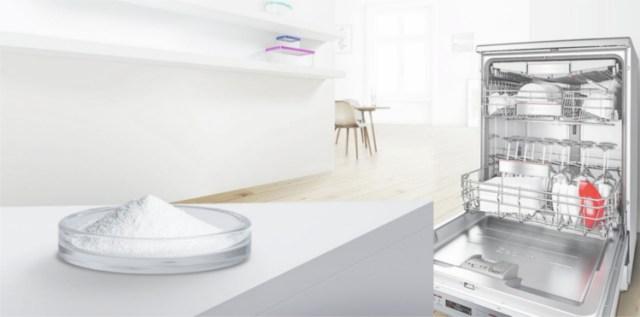 toz bulaşık makinesi deterjanı
