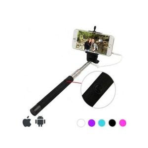 Bastão para selfies com cabo