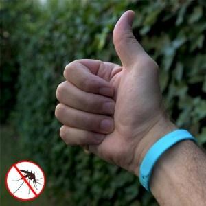 Pulseira anti-mosquitos (Pack 3 und)