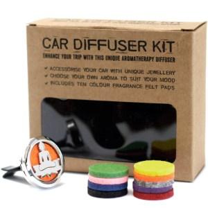 Kit de difusor para carros - Buda de Lotus