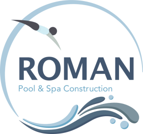 roman pool spa logo