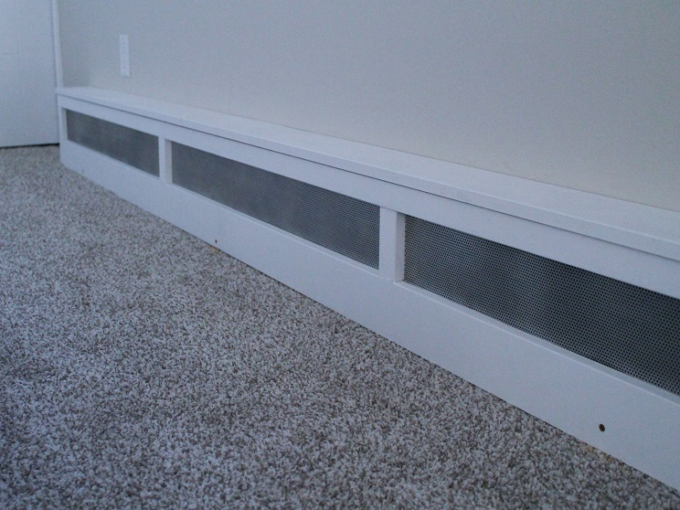 Bridgeland Custom Baseboard Heaters
