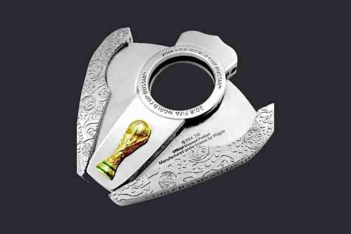 FIFA recuerdos oficiales Rusia 2018