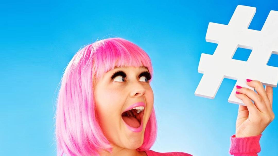Crea un hashtag - Cómo promocionar tu negocio con poco dinero 2da Parte