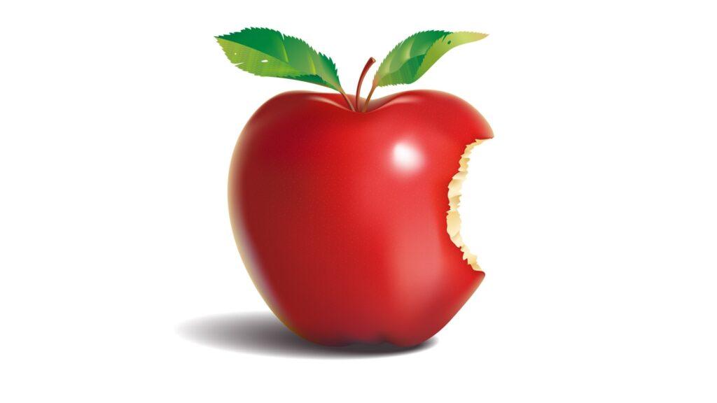 Red Apple Logo Wallpaper HD Wallpapers e1603180201804 - Identidad o Imagen Corporativa