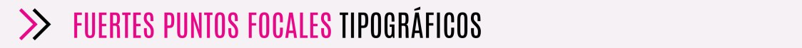 Rectangular Marquee Titulo 002 - Tendencias Diseño Gráfico 2019