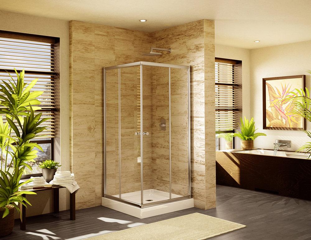 Glass Shower Enclosures Bathtub Enclosures  Acrylic