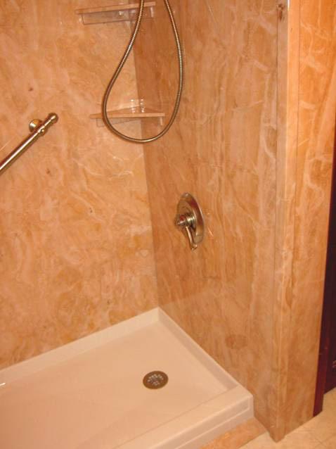 Acrylic Bathtub Liner  Enclosures  Near Cleveland And