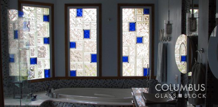 Columbus Ohio Glass Block Windows and Walls  Innovate