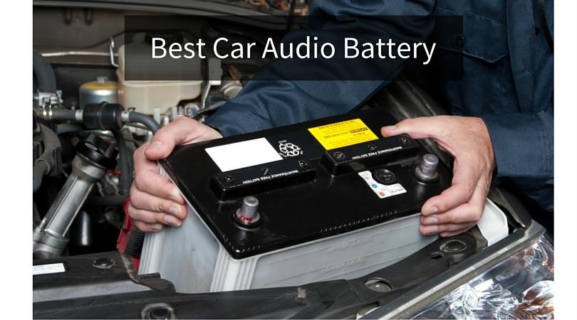 Best Car Audio Battery For The Money  Cheap Car Audio