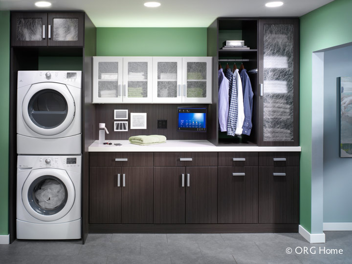 Laundry Room Cabinet Accessories Innovate Home Org