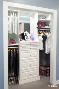 How to design a safe kids bedroom closet organizer ...