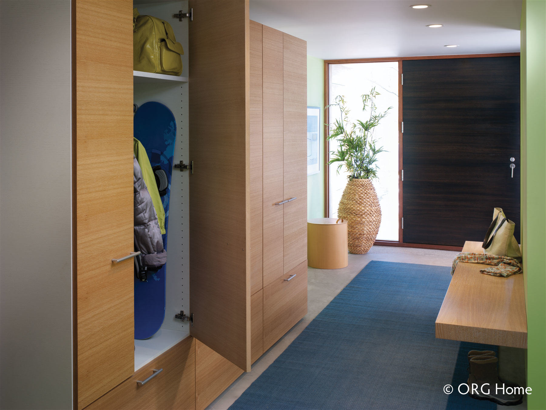 Columbus Mudroom  Entryway Storage Systems  Innovate Home Org