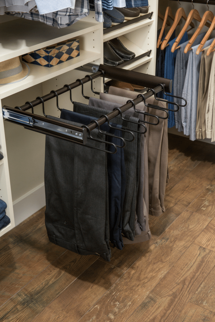pull out pants rack in a columbus ohio