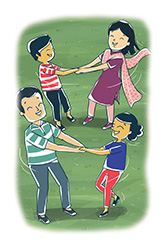 Be Your Child's Friend—Keep Depression Away