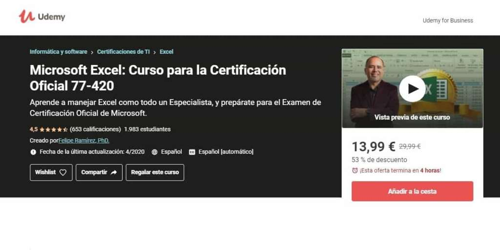 curso-certificacion-excel-online-de-pago