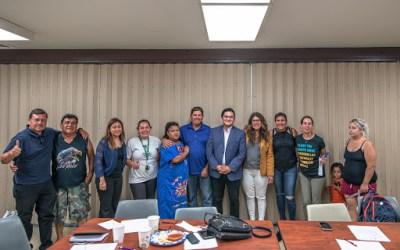 Padres de Redwood City apoyan Medida H para financiar escuelas locales