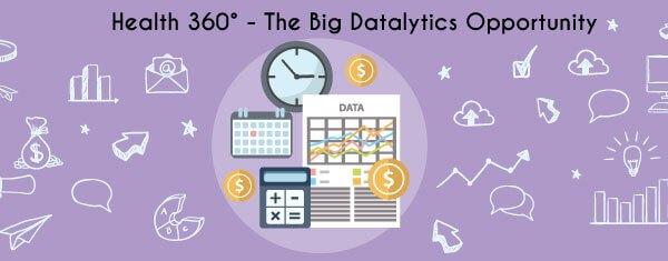 Health-360° - The Big Datalytics Opportunity