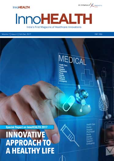 InnoHEALTH magazine October to December cover-page