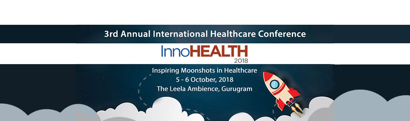 InnoHEALTH 2018 website banner