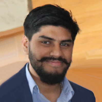 Dhruv Singh - Training expert for InnovatioCuris