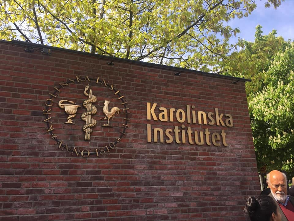 InnoBRIDGE team site visit to Karolinska Institutet Science Park